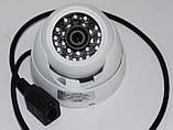 Камера внутреннего наблюдения купольная IP (MHK-N361-100W), фото 4
