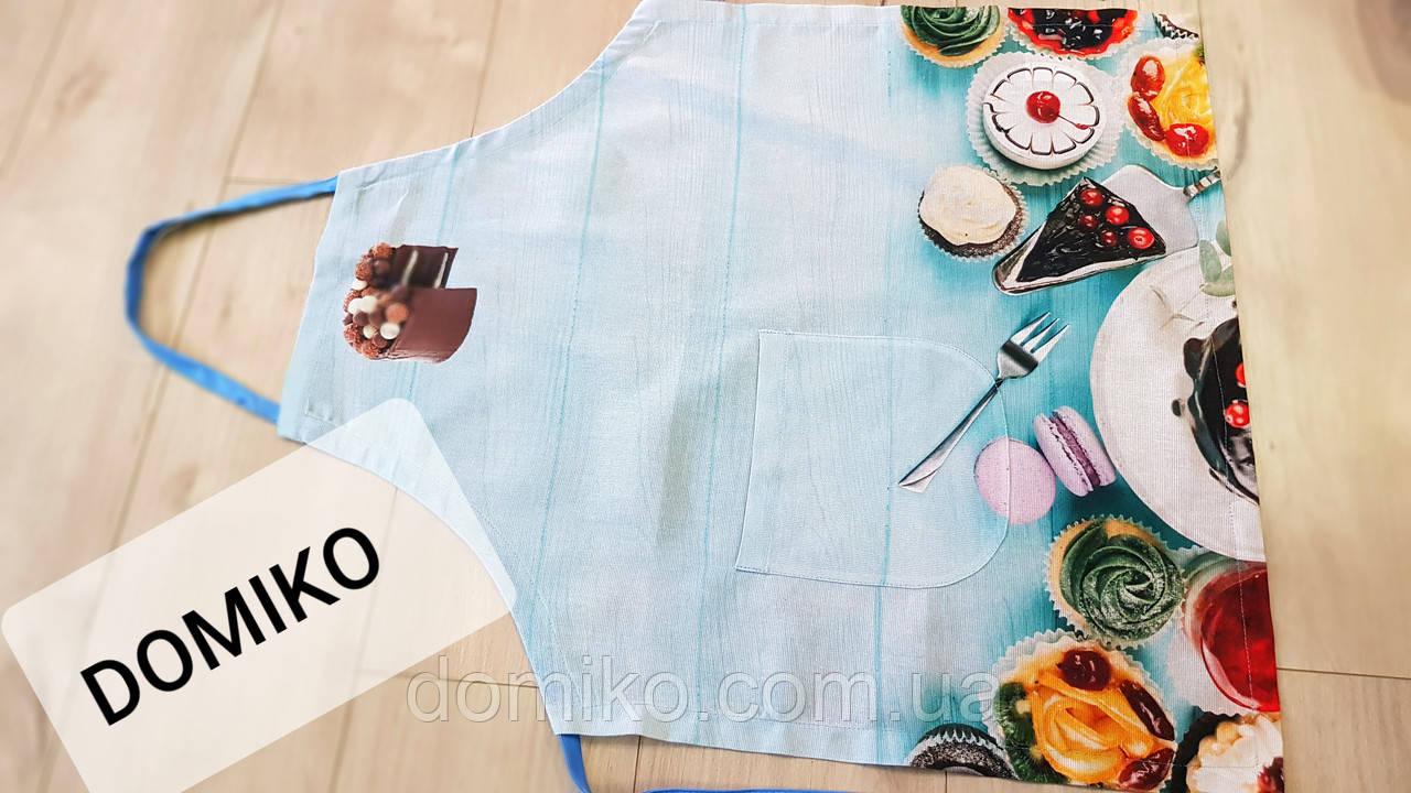 Фартук 3D + полотенце Сладкоежка Узбекистан