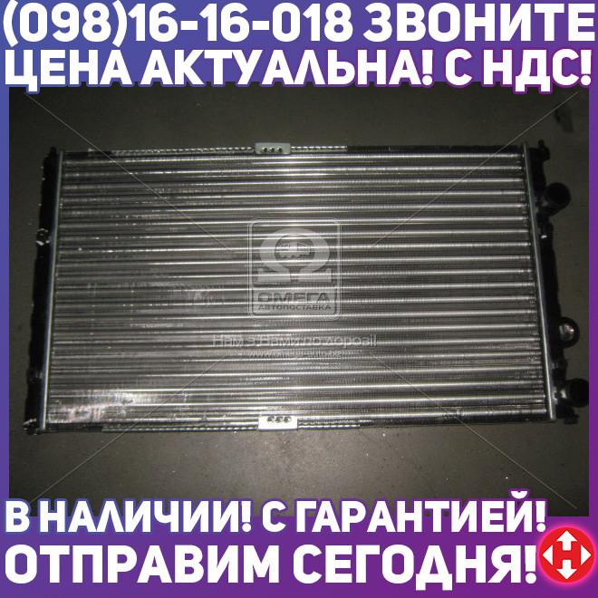 ⭐⭐⭐⭐⭐ Радиатор охлаждения двигателя POLO/CADDY/INCA MT 95-05 (Van Wezel) ФОЛЬКСВАГЕН,КAДДИ  2, 58002191