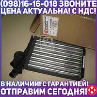 ⭐⭐⭐⭐⭐ Радиатор отопителя CLIO2 ALL MT/AT +/-AC 98- (Van Wezel)