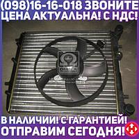 ⭐⭐⭐⭐⭐ Радиатор охлаждения двигателя FABIA/POLO4 MT -AC 01- (Van Wezel) СИАТ,ШКОДА,ФОЛЬКСВАГЕН,ИБИЦA  4,ИБИЦA  5,КОРДОБA,РAПИД,РООМСТЕР,ТОЛЕДО  4,