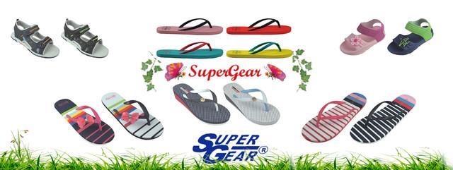 детские тапочки super gear