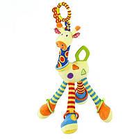 Игрушка на коляску Жираф