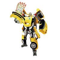 Робот-трансформер - CHEVROLET CORVETTE C6R, Roadbot, фото 1