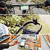 Универсальный вело держатель (холдер) Topk H03 для смартфона, фото 3
