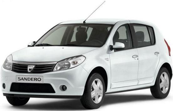 Dacia Renault sandero