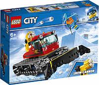 Конструктор LEGO City Снігоприбиральна машина 197 деталей (60222