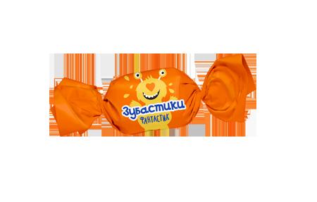 "Белорусская карамель ""Зубастики"" Фантастик ТМ Коммунарка"