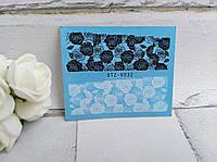 Слайдер-дизайн № V 032 (водные наклейки), фото 1