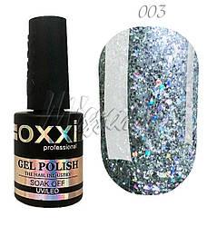 Гель лак Oxxi Star Gel №003