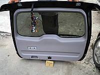 Пластик обшивка крышки багажника внутренняя верх и низ Mitsubishi Grandis 2008 Грандис