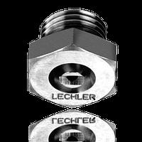 Плоскоструйные форсунки низкого давления с резьбой Lechler серия 612