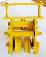 Каретка токоподвода, ролик токоподвода, токоподвод