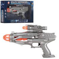 Игрушечный пистолет YH3103-8  бластер 37см, Space Defender