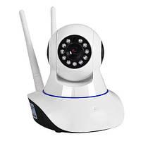 WIFI Smart NET camera Q5, Цифровая камера, Камера с датчиком движения, Беспроводная поворотная вай фай камера, фото 1