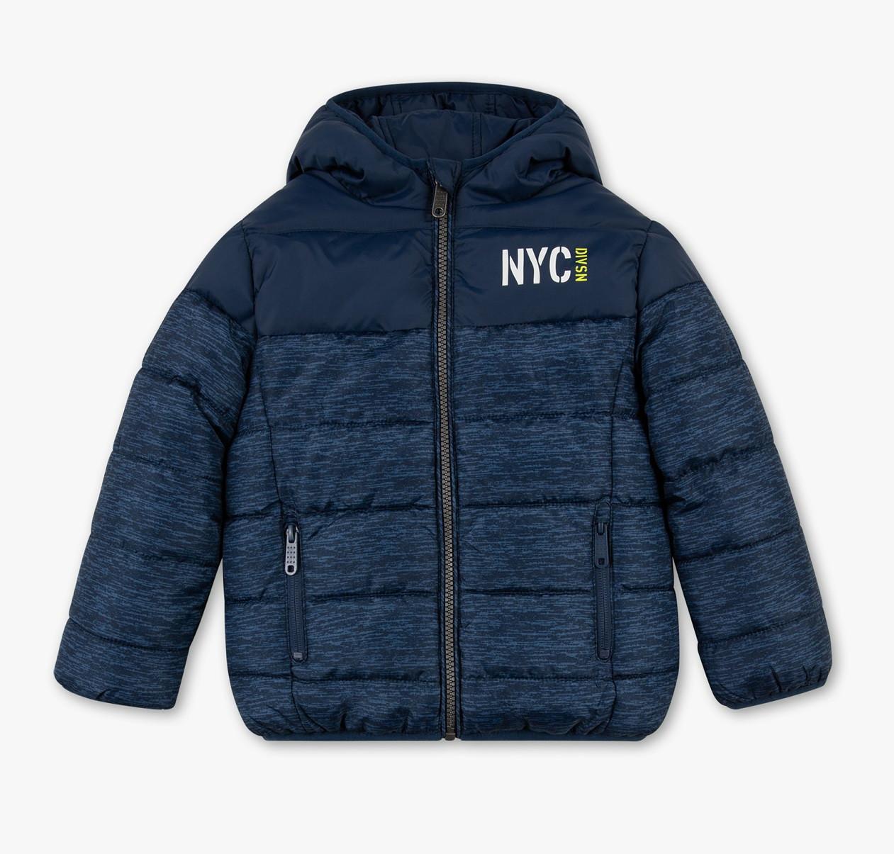 Куртка на осінь для хлопчика NYC C&A Німеччина Розмір 116