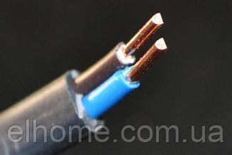 СКЗ ВВГ-П нг 2*1,5 мм2 черный 100м С5-8257 (м)