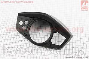 Yamaha BWS125 пластик - руля верхний (спидометра)