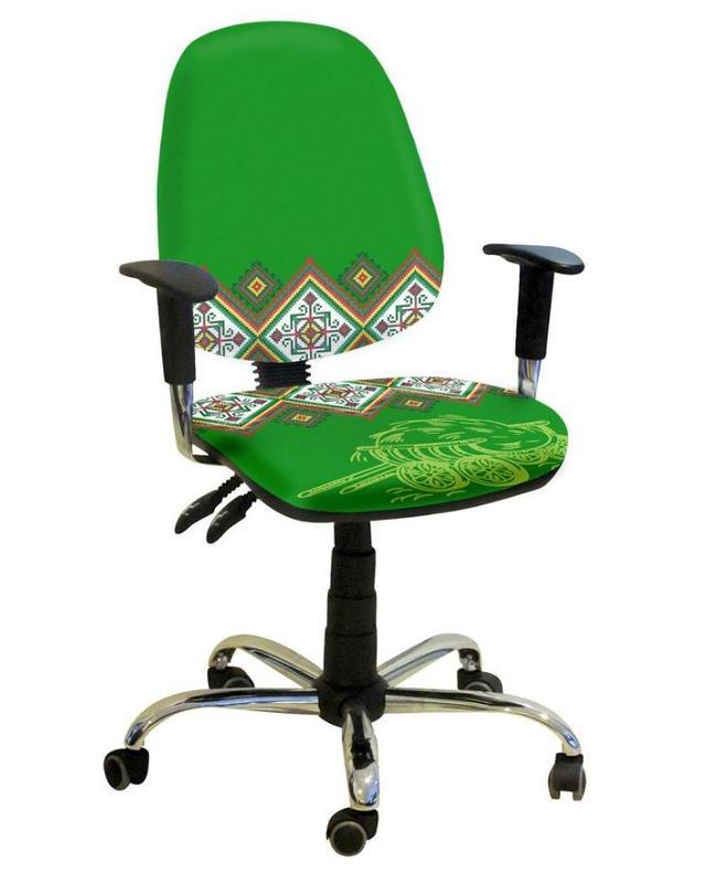 Кресло Бридж Хром Дизайн Украина №2. Технические характеристики: 65х75х110-119h
