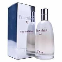 Туалетная вода CHRISTIAN DIOR для мужчин Christian Dior Fahrenheit 32 EDT (Кристиан Диор Фаренгейт 32)    100 мл (Копия)
