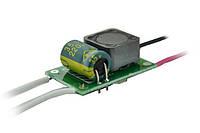 Драйвер для светодиодов бескорпусной 3x3W/1x10W 12-24V 900mA Код. 59542