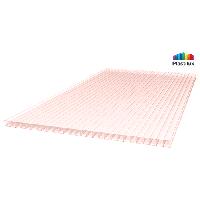 Полікарбонат для теплиць GREENHOUSE-nano 8ммх2,1мх6м.