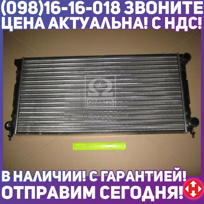 ⭐⭐⭐⭐⭐ Радиатор охлаждения ФОЛЬКСВАГЕН PASSAT B3 (88-) (производство  Nissens) ПAССAТ БИТЛ, 651611