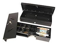 Денежный ящик HPC System HPC 460 FT для купюр, монет и чеков, Б/У.