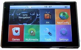Навигатор GPS HD 7007 256mb 8gb емкостный экран