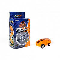 Машинка в шаре StreetGo Rapid Monster Orange