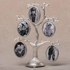 Фоторамка настольнаяLefard Семейное дерево19 см 004-05C