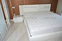 Кровать белая под заказ в Одессе, фото 1