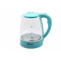 Дисковый электрический чайник Domotec MS-8214 С подсветкой