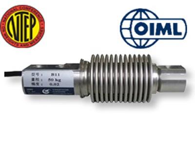 Балочный тензодатчик ZEMIC BM11 50 кг (BM11-C3-3KG/500KG-3B)
