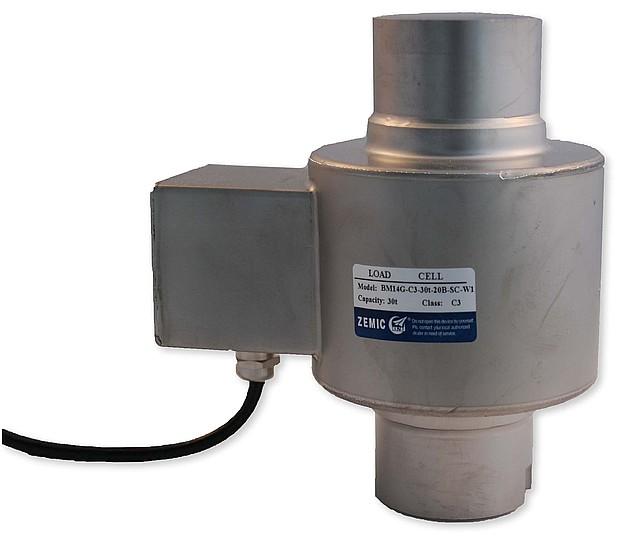 Тензометрический датчик ZEMIC BM14G 20 т (BM14G-C3-20T-20B)