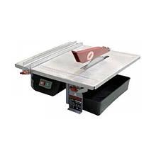 ✅ Плиткорез электрический 450 Вт, 2950 об/мин, глубина реза 34мм, угол реза 90°, диск 180мм. INTERTOOL DT-0618