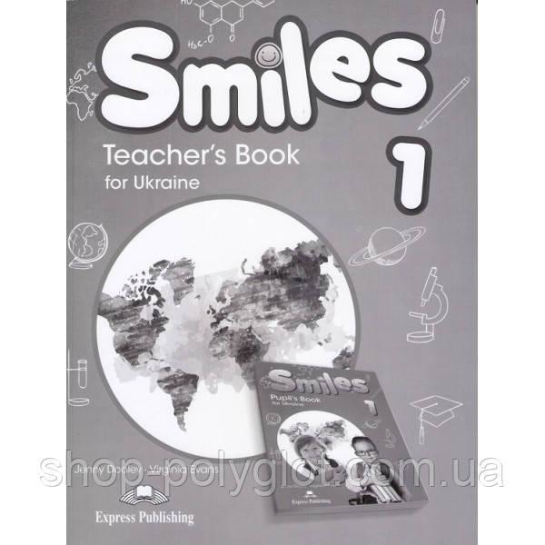 Smiles for Ukraine 1 Teacher's Book