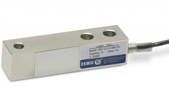 ZEMIC H8C 500 кг Балочный тензометрический датчик на сдвиг