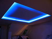 Неоновая подсветка потолков