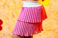 Детская юбка плиссе