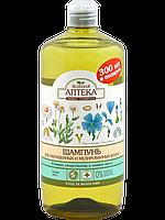 Шампунь Ромашка лекарственная и льняное масло 1000мл Зеленая Аптека