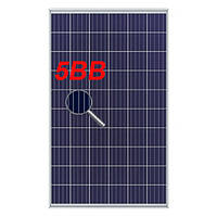Amerisolar Солнечная батарея (панель) 285Вт, поликристаллическая AS-6P30-285, Amerisolar