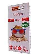 Молоко из киноа органическое с сиропом агавы Ecomil  1000 мл