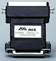 RS-232 кабель/микроинтерфейс плюс конвертер для подключения Spirodoc к принтеру