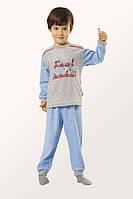 Пижама для мальчика махровая (Турция), фото 1