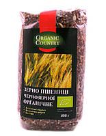 Зерно пшеницы Чернозерной Органическое Organic Country 400 г