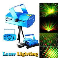 Лазерный проектор Laser YH06 6 рисунков