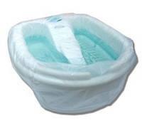 Чехол на педикюрную ванночку 10 шт.с резинкой RIO