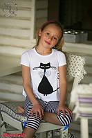 Детские костюм футболка и бриджи