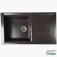 Мийка для кухні з керамограніта Valetti 790/500